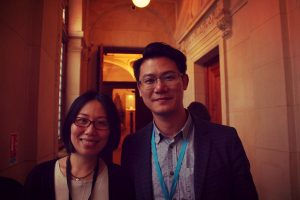 [#PORTRAIT] Meeting with TK Lin and Cheryl Liao, founders of Botpartner